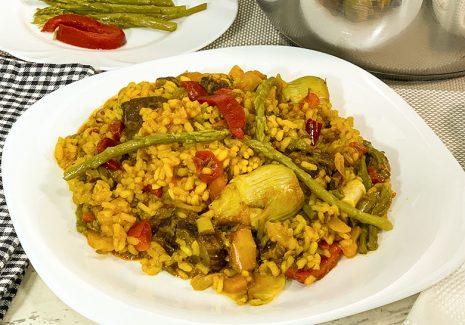 Recetas de arroz y pastas