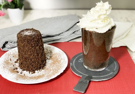 Mug cake en ¡5 MINUTOS!