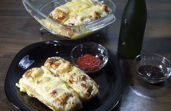 PERRITOS CALIENTES de chili con carne – Receta fácil *HOT DOG*