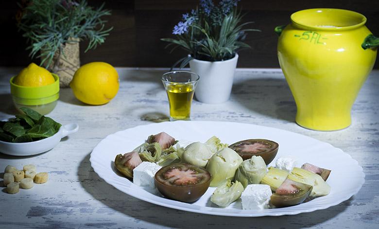 ensalada-de-corazones-de-alcachofas