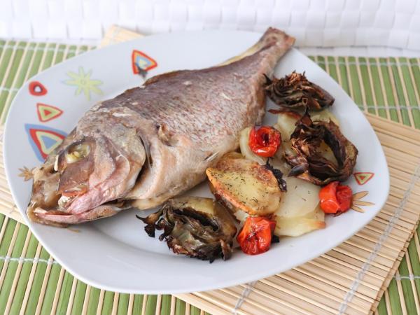Pescado y Marisco